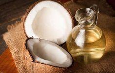 (a) Coconut Oil For Hair Growth