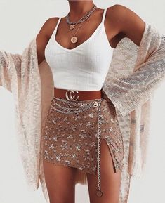 Teen Fashion Outfits, Mode Outfits, Girly Outfits, Cute Casual Outfits, Look Fashion, Pretty Outfits, Stylish Outfits, Beautiful Outfits, Womens Fashion