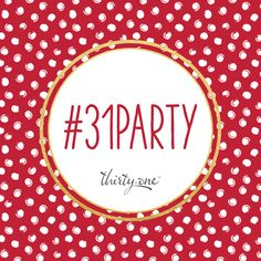 Join the conversation and see what a Thirty-One party is all about!