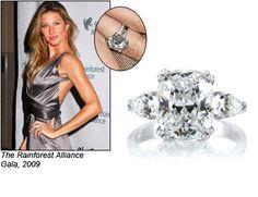 Gisele Bundchen Wedding Ring