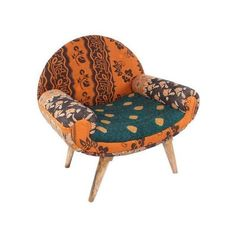 Boho Chair - such a statement piece | For the Home | Pinterest ❤ liked on Polyvore featuring home, furniture, chairs, accent chairs, boho chair, boho style furniture, boho furniture, bohemian style furniture and bohemian chair