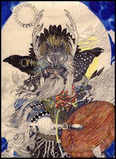 FAUSTUS CROW | SHAMAN CHAOS MAGICK