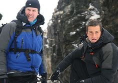 """Yes, this is real, lol and Will Ferrell and Bear Grylls are just the tip of the iceberg @Emily Nicole really funny BuzzFeed """"article"""" heehee"""