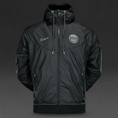 b11b0bb14d Paris Saint-Germain Nike Windrunner Jacket 2015 16