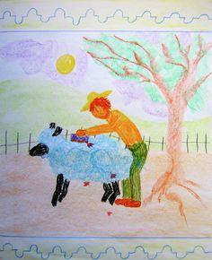 Main Lesson Books (3rd) -  Stone Bridge School Third Grade + lots more ml book ideas