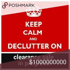 New Year's Resolution in progress Working on my New Year's resolution of decluttering my apartment.  New listings often as I finish laundry/pick up dry cleaning.  Bundles get 30% off.  If you have any questions don't hesitate to ask.  Happy Poshing! White House Black Market Other