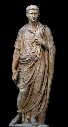 Emperor Claudius Togate | Flickr by !STORAX