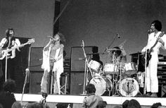 The Who @ Isle of Wight Festival, August 1969 The Who Band, Live At Leeds, The Who Live, Isle Of Wight Festival, Roger Daltrey, Roger Waters, Pink Floyd, Classic Rock, Music Is Life