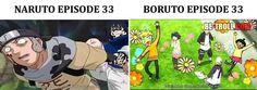 Naruto > Boruto ! - Be-troll - vidéos humour, actualité insolite