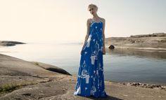 Moomin clothes for adults. It looks like Ivana Helsinki's new collection ----Muumivaatteita aikuisille! Tältä näyttää Ivana Helsingin uusi mallisto