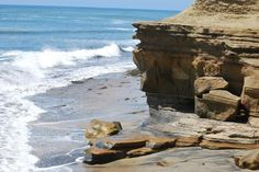 The beauty of Sunset Cliffs, right below Point Loma Nazarene University | San Diego Reader