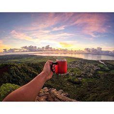 Good morning beautiful #AdventureLife #GrandTrunking PC: @manamon_kauai #GTBadassador
