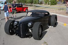 JP Logistics Car Transport -  Got one?  Ship it with http://LGMSports.com Hot Rod by dave_7, via Flickr
