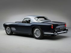 Ferrari 250 GT LWB California Spyder. I always wondered what the diff. was between the LWB and the SWB 250 and now i know...