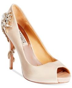 e91e0f9c4db BADGLEY MISCHKA Badgley Mischka Royal Evening Pumps.  badgleymischka  shoes    all women High