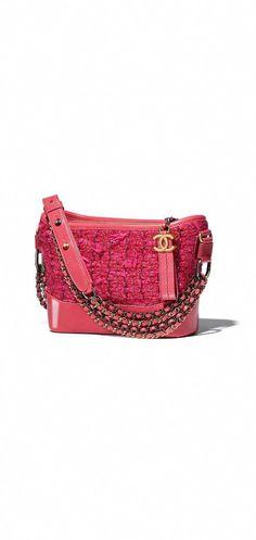 12526813f11 Chanel - Métiers D Art 2016 2017 Paris Cosmopolite Gabrielle Small Hobo Bag   Chanelhandbags  WomensShoulderbags