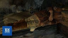 The Elder Scrolls V: Skyrim NPC Sleeps in the Air Glitch #games #Skyrim #elderscrolls #BE3 #gaming #videogames #Concours #NGC