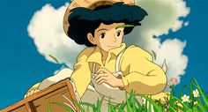 15 impresionantes y adorables momentos en películas de Studio Ghibli capturados…