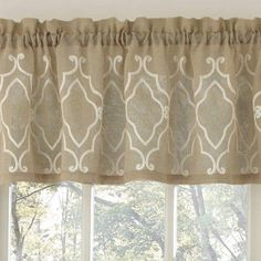 Sheer Voile Vertical Ruffle Window Kitchen Curtain 24 Inch 36