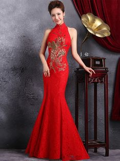 4d6c7372e 24 Best Wedding dress Chinese images in 2017 | Rouge, Cheongsam ...