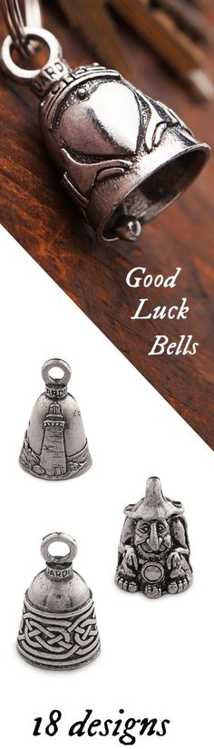 Guardian® Bells, discovered by The Grommet, bring good luck as part of a tradition that spans cultures, continents, and religions.