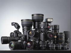 Through The Nikon F Mount