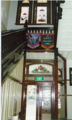 Broken Hill Trades Hall in 2003?