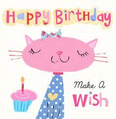 Christine Sheldon - Cat_birthday