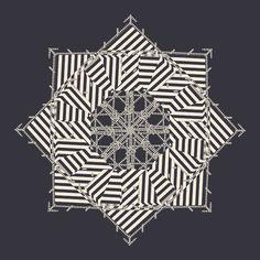 Le ipnotiche Gif geometriche di Erik Soderberg