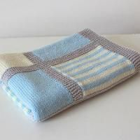 Baby blanket Noah