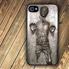 Hans Solo - i phone cover..