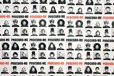 Procuro-me, BARROS, LENORA DE (2006.073-000) | MAM Mam Sp, Culture Jamming, Printed Matter, Contemporary Art, Photo Wall, Artsy, Words, Prints, Museum Of Modern Art