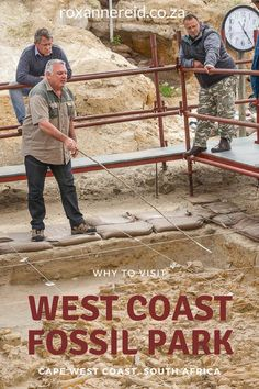Visit the West Coast Fossil Park, Cape #WestCoast, #South Africa #Fossils #travel