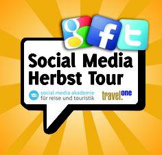 """Auf nach Süddeutschland - Im September gehen wir zusammen mit der Travel One auf Social Media Herbst Tour und machen mit Workshops zum Thema """"Basiswissen Social Media"""" in Frankfurt, Stuttgart und München halt! Seid dabei!"""