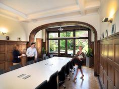 Meeting at #timesmore #meetingrooms #fullyAppleequipped #videoconferencing #eventorganisation #brussels #garden