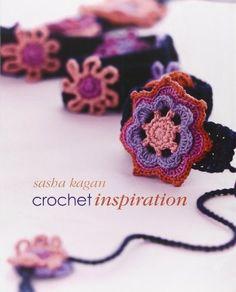 Crochet Inspiration von Sasha Kagan