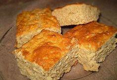 Almás piskóta gyorsan és egyszerűen Cornbread, Banana Bread, Keto, Ethnic Recipes, Food, Google, Millet Bread, Corn Bread, Meals