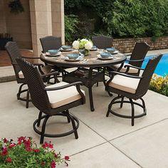 Lattice 5 Piece Garden Bar Height Dining Set | Balcony Tables | Pinterest |  Gardens, Garden Bar And Dining Sets