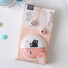 Happy Cat Earbuds