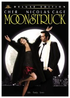 "Moonstruck Poster, ""Snap out of it!"""