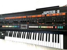 MATRIXSYNTH: Roland Jupiter 8 w/MIDI (Encore)