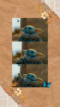 Star Wars Wallpaper, Marvel Wallpaper, Disney Wallpaper, Cartoon Wallpaper, Space Phone Wallpaper, Wallpaper Iphone Cute, Cute Wallpapers, Wallpaper Backgrounds, Yoda Meme