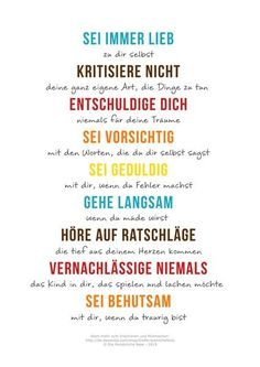 Sprüche Recipes food and drinks names The Words, Words Quotes, Life Quotes, Sayings, German Quotes, Quotations, Self, Thing 1, Inspirational Quotes