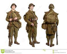 """Résultat de recherche d'images pour """"uniforme soldat français 1940"""""""