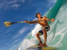 Buscando el equilibrio #GoPRO #PaddleSup #waves #yosoydeagua