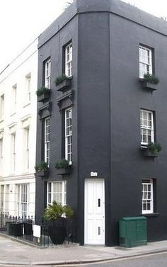 Cool building #Black #FabColor