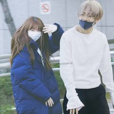 """""""You Are Not Alone"""" Hidden Love, Girl Couple, I Love You, My Love, My Youth, Best Couple, Girlfriends, Taehyung, I Am Awesome"""