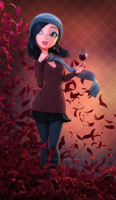 Best wishes to all the DeviantArt community! thanks a lot for your support and comments, wish I can tank each one of you in person have another great year, and cheers! Software: Maya, Photoshop, me...