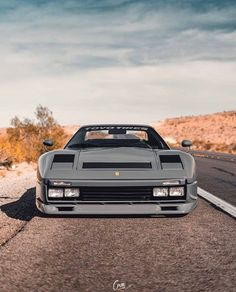 Words cannot describe this masterpiece /// Custom made Ferrari 328 GTB. 🔧 Built by 📸 Shot by Ferrari 288 Gto, Lux Cars, Japanese Cars, Expensive Cars, Amazing Cars, Sport Cars, Concept Cars, Cars And Motorcycles, Cool Cars