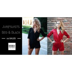Jump on this SALE offer! Shop: www.theitem.co  #simplicityatitsbest #theITem #theitemclothing #sales #clothing #jumpsuit #playsuit #chic #style #onlineshop #online #blackjumpsuit #shortjumpsuit #classic #basic #musthave #summer #summerjumpsuit